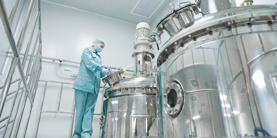 Pharmaceutical Processing Filtration